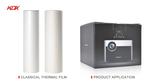 Premium Matte BOPP Thermal Film