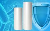 Premium BOPP Gloss Bacteria-blok Film( Available:Matte, Anti-Scuff)