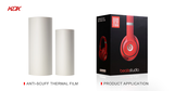 Premium ANTI-SCUFF Matte BOPP Thermal Film