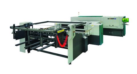 WD200 Single Pass corrugated cardboard digital printer