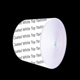 White Top Testliner