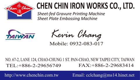Chang Kevin
