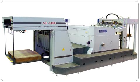 Automatische Blechprägemaschine AE-1100, AE-925