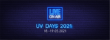 UV DAYS - MEETING POINT FOR THE PRINTING INDUSTRY