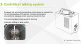 CRON EZC Lishen intelligentes digitales Farbsystem 3.0