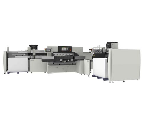 137F1 Paper Cutting Machine