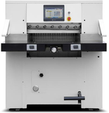 68E Full Hydraulic Program Control Paper Cutter