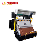 TYMC 1100 Die Cutting and Hot Stamping Machine