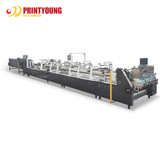 GS Series Automatic High Speed Four and Six Corner Folder Gluer