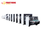 PCS Series Automatic High Speed Four and Six Corner Folder Gluer