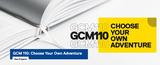 Erstes Semester - Kurs GCM 110 - Einführung in die grafische Kommunikation - Abschlussprojekt