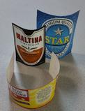 Etiquettes de boissons