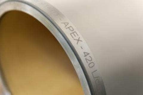 Apex Anilox-Hülse